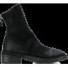 MARSÈLL black boot - Čizme -