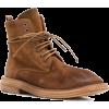 MARSÈLL light brown boot - Boots -