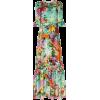 MARY KATRANTZOU floral print maxi dress - Vestiti - $2,055.00  ~ 1,765.01€
