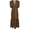 MARYSIA brown dress - Obleke -