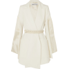 MATICEVSKIFirmament cape-effect belted s - Suits -