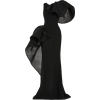 MATICEVSKI black gown - Dresses -