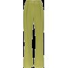 MATÉRIEL tailored straight leg trousers - Capri-Hosen -