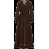 MATTEAU cotton voile maxi dress - Vestidos -