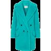 MAX MARA Adenia alpaca, wool and silk-bl - Jacket - coats - £1.37
