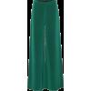MAX MARA Affetto silk trousers - Spodnie Capri -