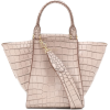 MAX MARA Anitas S croc-effect leather to - Torbice -