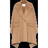 MAX MARA Eureka double-breasted wool cap - Jacken und Mäntel -