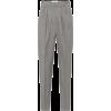 MAX MARA Supremo high-rise skinny wool p - Capri & Cropped -