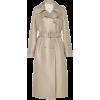 MAX MARA glittered wool trench coat - Kurtka -