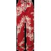 MCQ ALEXANDER MCQUEEN floral print cropp - Capri & Cropped -