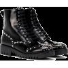 MCQ ALEXANDER MCQUEEN Bess studded leath - Boots -