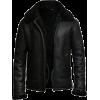 MENS B3 SHEEPSKIN AVIATOR SHEARLING BOMBER JACKET - Jacket - coats - 515.00€  ~ $599.61