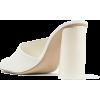 MERCEDES CASTILLO Carlie leather mules - Sandali -