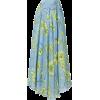 MIAHATAMI pleated floral skirt - Saias - $637.00  ~ 547.11€