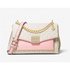 MICHAEL KORS Lita Medium Two-Tone Logo - Hand bag -