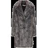 MICHAEL MICHAEL KORS Faux fur coat - Jacket - coats -