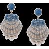 MIGNONNE GAVIGAN Ariel Shell earrings - Naušnice -