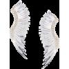 MIGNONNE GAVIGAN oversized cuff earrings - Earrings -