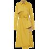 MI JONG LEE trench coat - Jakne in plašči -