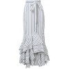MILLY striped peplum skirt - Suknje -