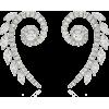 MINDI MOND pendants earrings - Kolczyki -