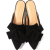 MING by BEAMS / Ribbon Mule - Classic shoes & Pumps -