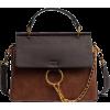 MINI MESSENGER SHOULDER BAG (Brown) - Torebki - $65.97  ~ 56.66€