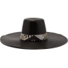 MISSONI MARE  Banded wide-brim hat - Hat -