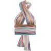 MISSONI MARE Halterneck striped cropped - Košulje - kratke -