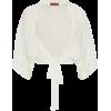 MISSONI MARE Open-knit crop top - Pulôver -