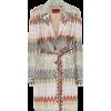 MISSONI Striped coat - Jakne in plašči -