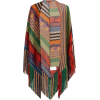 MISSONI  Zigzag knit poncho - Cárdigan -