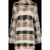 MISSONI check hooded mini dress - Dresses -
