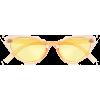 MISSY EMPIRE cate eye sunglasses - Óculos de sol -