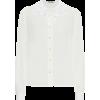 MIU MIU Bluse aus Crêpe - Long sleeves shirts -