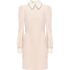 MIU MIU Embellished cady dress - Vestiti -