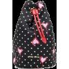 MIU MIU Heart Bag - Backpacks -