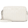 MIU MIU Leather camera bag - Hand bag -