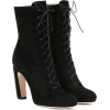 MIU MIU Suede ankle boots - Boots - 790.00€  ~ $919.80