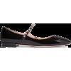 MIU MIU black stars mary jane shoe - Klasične cipele -