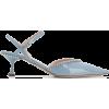 MIU MIU blue embellished pump - Scarpe classiche -