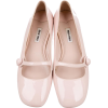 MIU MIU light pink mary jane shoes - Classic shoes & Pumps -