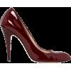 MIU MIU patent leather heel - Classic shoes & Pumps -