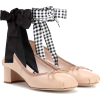 MIU MIU pink with ribbon shoes - Classic shoes & Pumps -