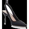 MIU MIU pointed toe slingback pump - Classic shoes & Pumps -