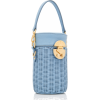 MIU MIU rattan bucket bag - Hand bag -