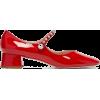 MIU MIU red shoe - Sapatos clássicos -