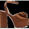 MIU MIU shoe - Piattaforme -