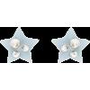 MIU MIU, star clip-on earrings - Orecchine -